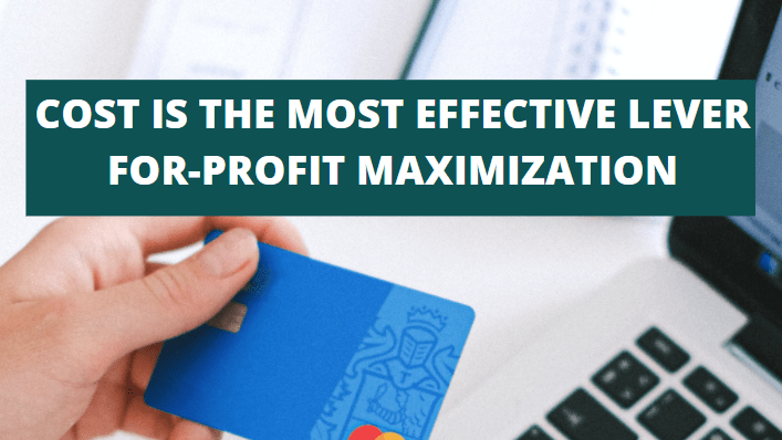 Four Ways to Reduce Costs and Boost Your Profitability